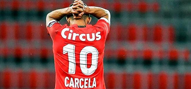 Foto: 'Ook Carcela kan Standard in januari verlaten'