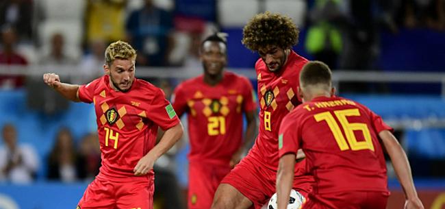 Foto: 'Napoli kan straks volledig Belgisch kleuren met 4 (!) Rode Duivels'