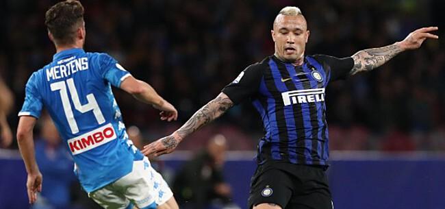 Foto: Inter komt met opvallend nieuws voor Nainggolan
