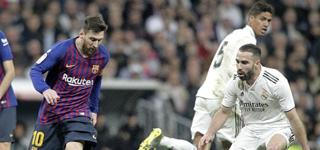 Foto: Spaanse clubs onder druk gezet: