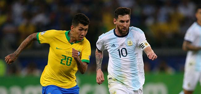 Foto: Speelt Messi in de volgende Nations League?