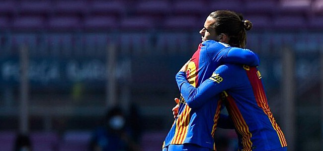 Foto: 'Griezmann heeft cruciaal nieuws voor Messi'