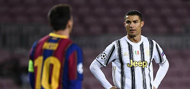 Foto: Ode aan Messi en Ronaldo: ook nu nog de besten ter wereld