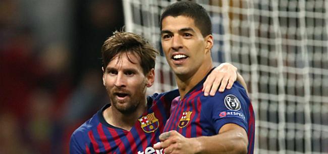 Foto: 'Suarez kan Barça verlaten voor rechtstreekse rivaal'