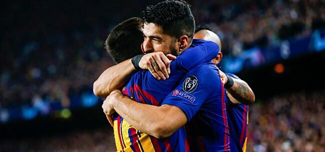 Foto: 'Messi zet volgende stap richting exit, wat met Suarez?'
