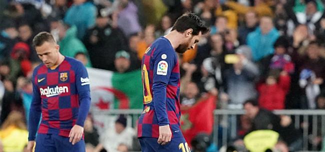 Foto: 'Interne memo lekt uit: Barça vreest drama bij heropstart La Liga'