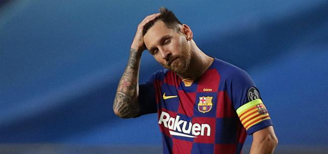 Foto: 'Messi doet Koeman bibberen tijdens eerste gesprek'