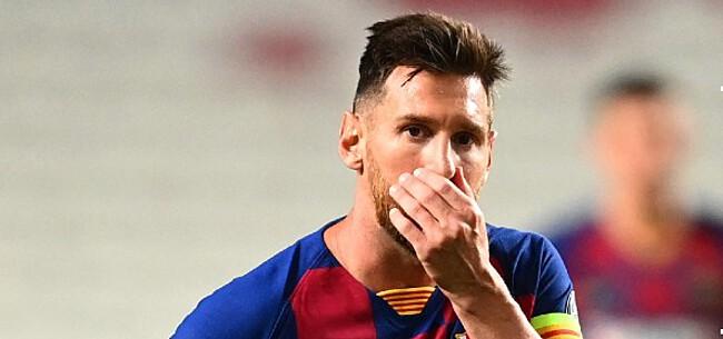 Foto: Spaanse pers spreekt schande over Barça: