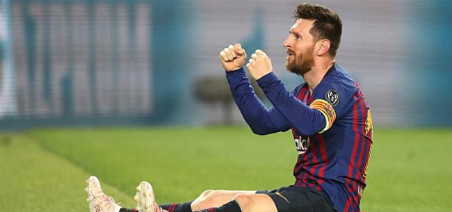 Foto: 'Akkoord van 300 miljoen' tussen Messi en PSG lekt uit