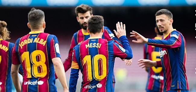 Foto: 'Barcelona wil vijf grootverdieners dumpen'