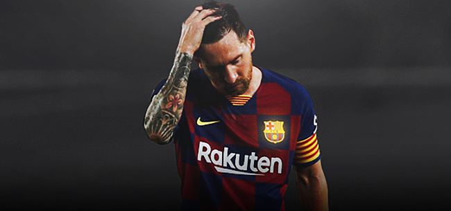 Foto: D-Day nadert in affaire-Messi: