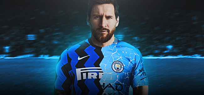 Foto: De atoombom van Messi: klaar om Europa te veroveren