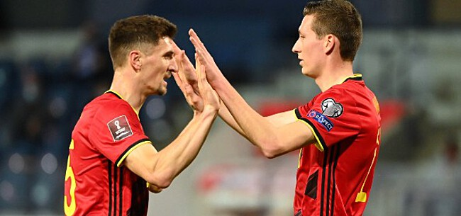 Foto: 'Club-duo kan profiteren van uitbreiding EK-selectie Rode Duivels'