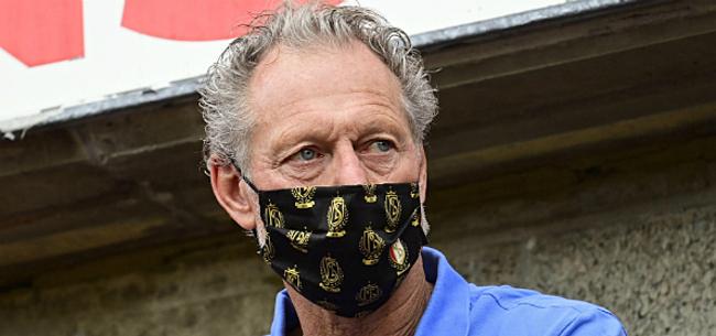 Foto: 'Preud'homme kan opmerkelijke terugkeer maken als bondscoach'
