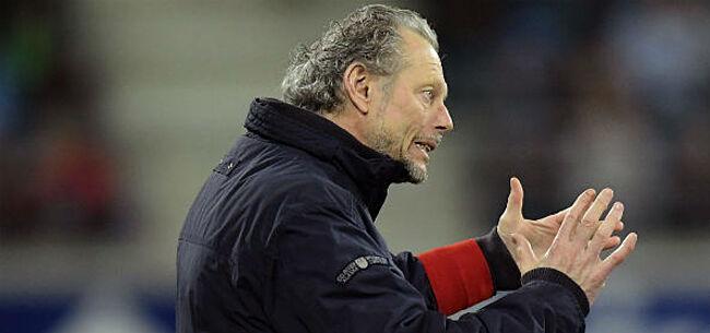 Foto: 'Preud'homme ideale kandidaat voor de KBVB of de Pro League'