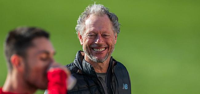 Foto: 'Preud'homme gaat voluit voor oude bekende als coach van Standard'