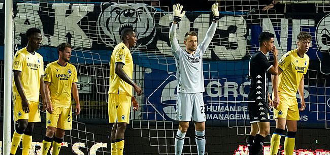 Foto: Club Brugge zet uitblinker in de spotlights op Twitter