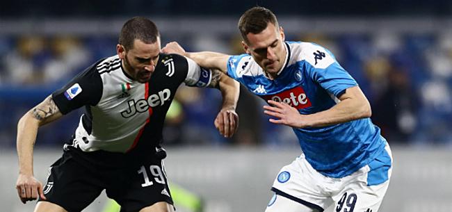 Foto: 'Juventus wil Milik via speciale clausule aantrekken'