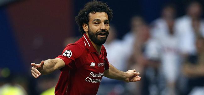 Foto: 'Juventus wil zwaar uithalen met Salah én Rode Duivel'