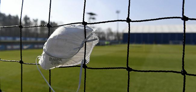Foto: Gent en KVM volgen knap initiatief van Club Brugge