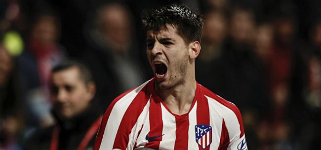Foto: Juventus bereikt deal met Atletico voor 'more Morata'