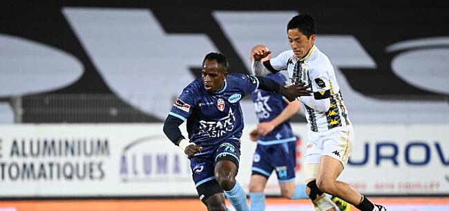 Foto: Charleroi verlengt contract van piepjonge aanvaller