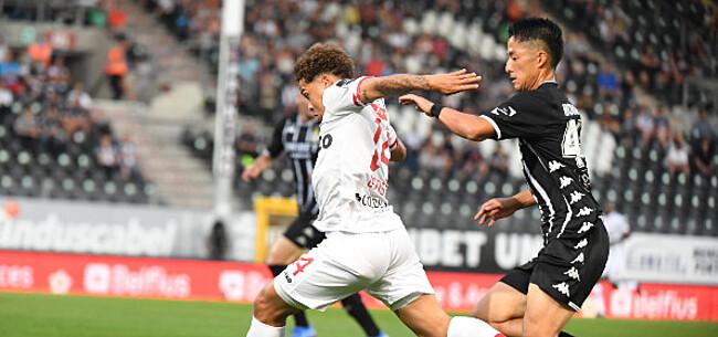 Foto: Charleroi pakt uit met contractverlenging sterkhouder