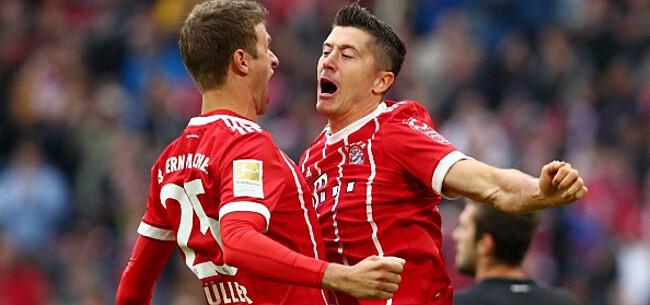 Foto: 'Grootmacht biedt 50 miljoen op twijfelende Lewandowski'