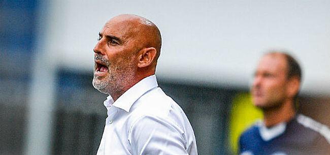 Foto: 'STVV verrast en vindt akkoord met Inter'