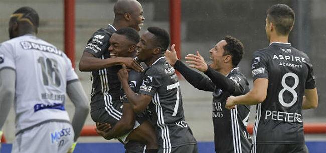 Foto: Eupen en KV Mechelen moeten opnieuw achter gesloten deuren spelen