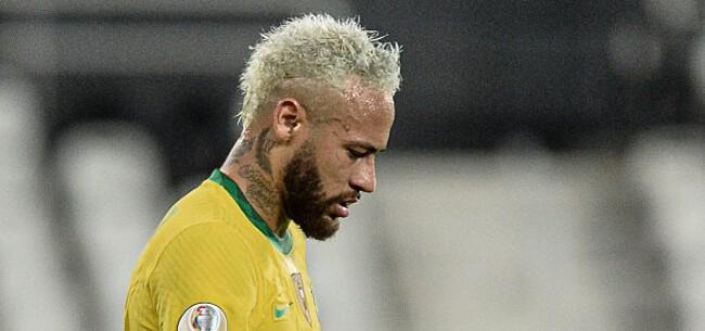 Foto: Landgenoten komen met steunbetuigingen voor twijfelende Neymar