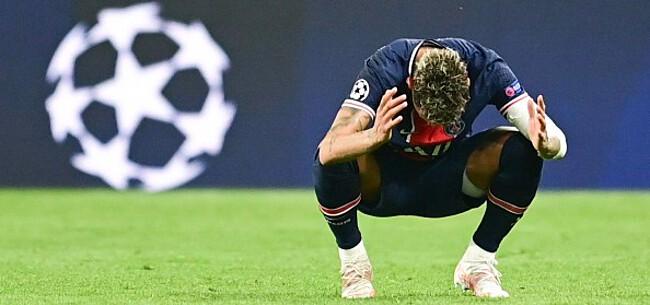 Foto: 'Toekomst Neymar bepaald na Champions League-uitschakeling'