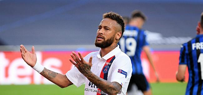 Foto: 'Barça schiet in actie: nieuw bod op Neymar in de maak'