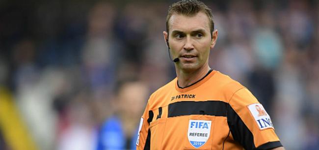 Foto: Laforge ook in de fout bij Club-Gent: