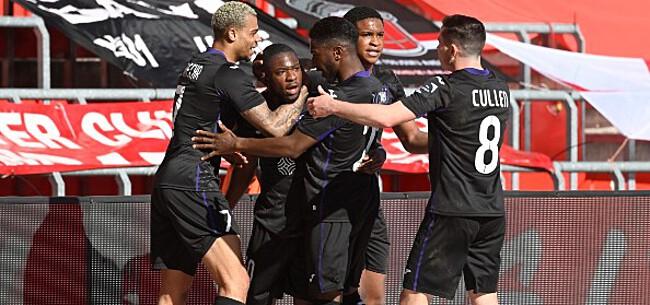 Foto: 'Anderlecht hoopt zijn Vormer beet te hebben'