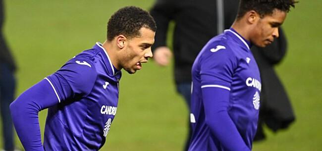 Foto: 'Tottenham mengt zich in strijd om gegeerd Anderlecht-talent'