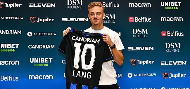 Foto: 'Lang pas op de valreep een optie voor Club Brugge'