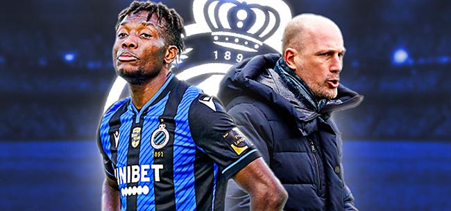 Foto: Club Brugge duwt recordaankoop richting uitgang
