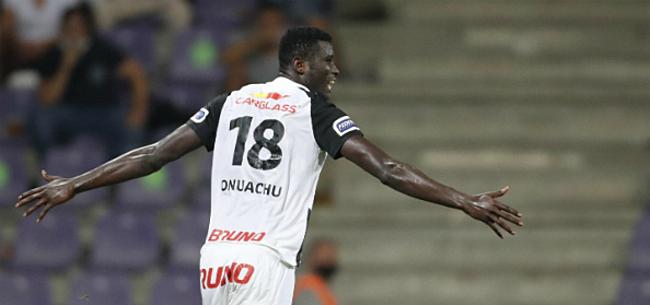 Foto: Genk vol trots: 'Onuachu even goed als Lewandowski'