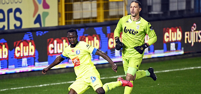 Foto: AA Gent was sneller dan Bordeaux en Galatasaray voor aanwinst