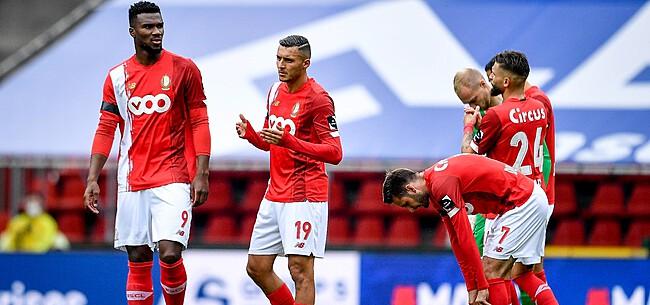 Foto: Standard mist sterkhouder én topaankoop tegen Club Brugge