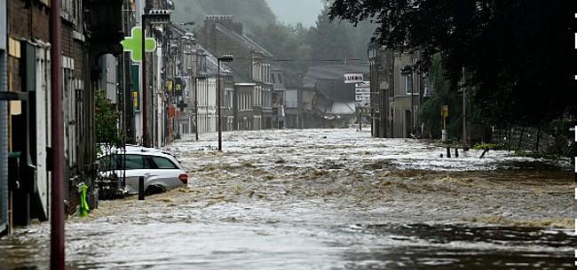 Foto: Ook Coucke deelt in klappen na ongeziene overstromingen