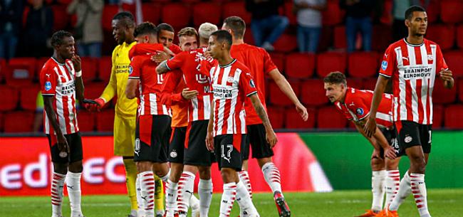 Foto: PSV gelooft volop in Belgische aanvaller