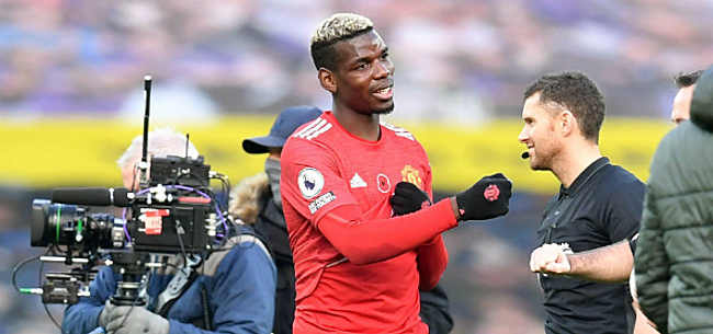 Foto: 'Paul Pogba verlaat Man United met ruiltransfer'