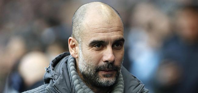 Foto: 'Guardiola dreigt met vertrek bij Manchester City'