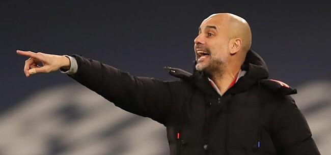 Foto: Guardiola geeft RSCA-product kans in eerste elftal
