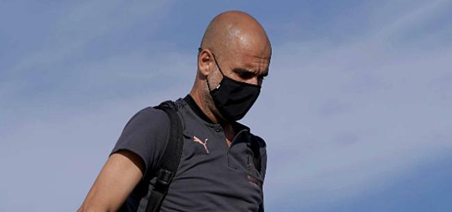 Foto: Guardiola bezorgt Barça definitief slecht nieuws