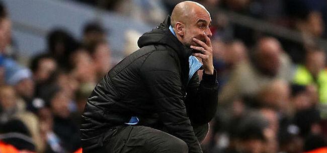 Foto: 'Man City beeft: Guardiola wil niet verlengen'