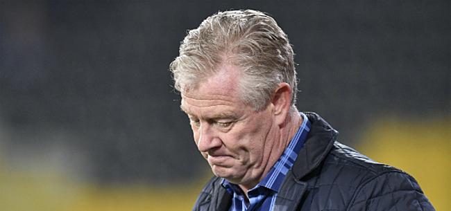 Foto: Boskamp verdedigt Maes: