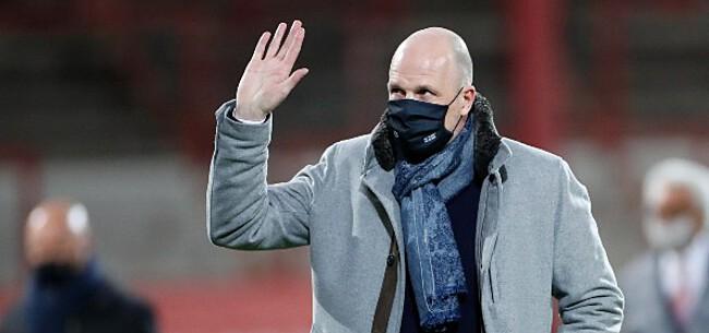 Foto: Clement sluit zich aan bij kritiek Hein: